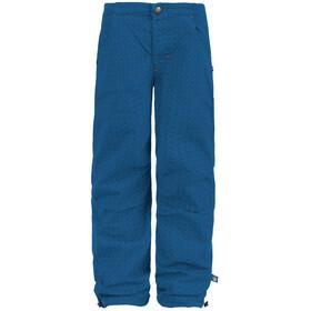 E9 B Montone Pants Kids cobalt-blue